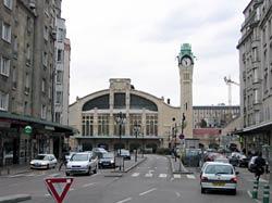 Blocage de la gare de Rouen, des amendes pour les responsables dans Pol-Actualite et Politique. vignette_gare